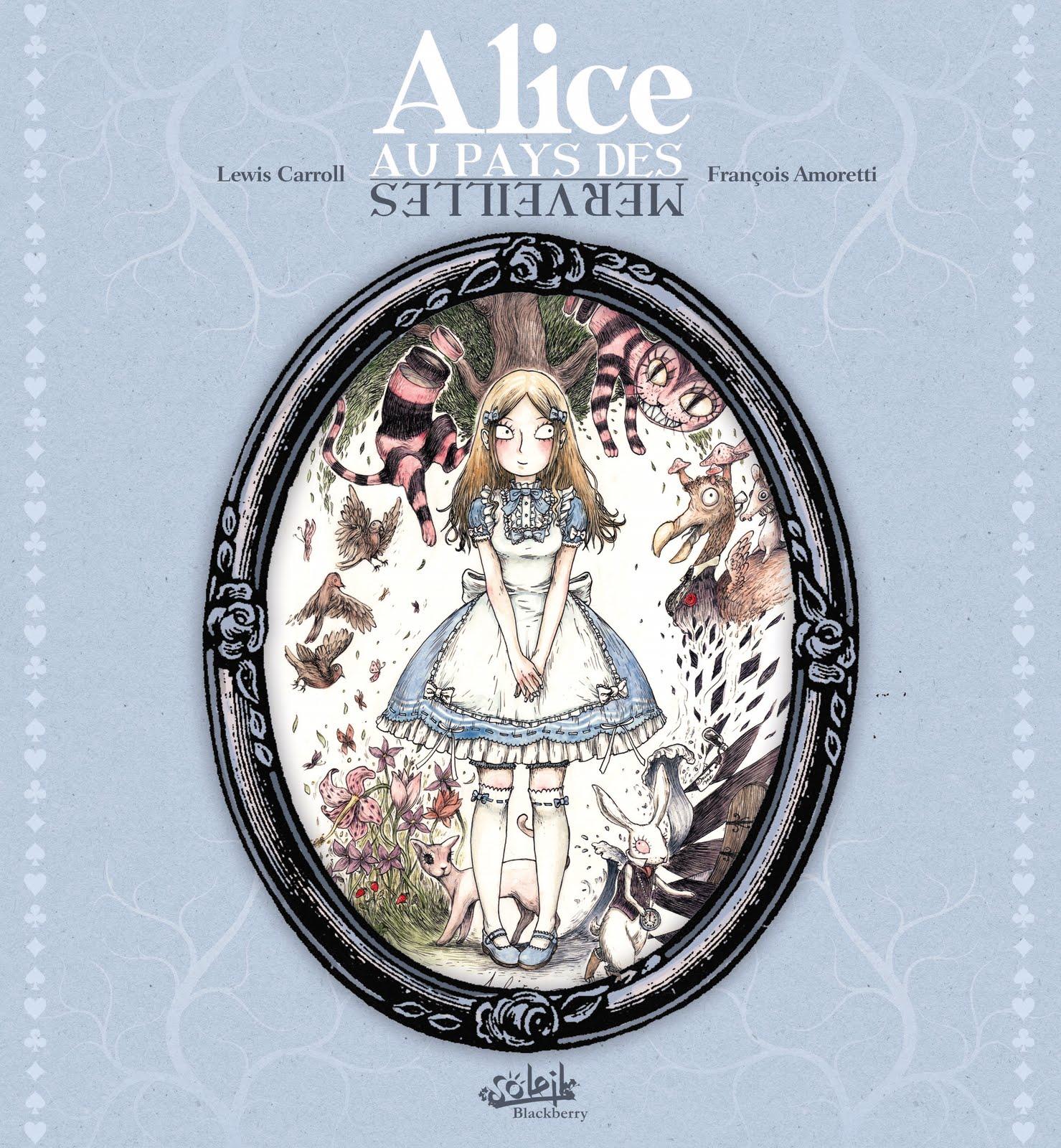 Alice au pays des merveilles for Balthus alice dans le miroir